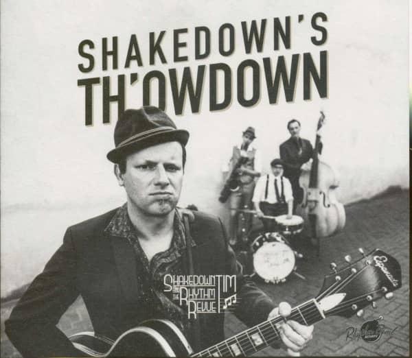 Shakedown's Th'owdown (CD)