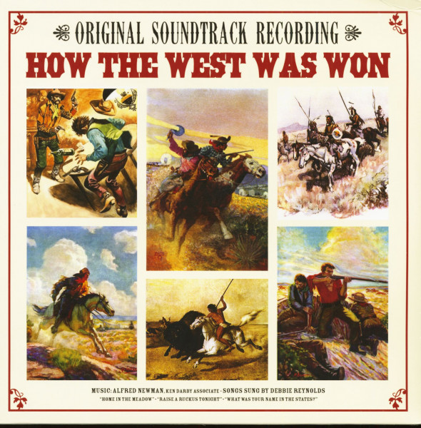 How The West Was Won (LP)
