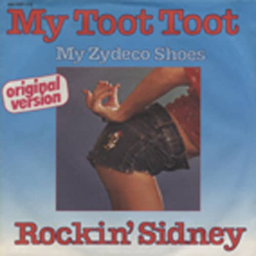My Toot Toot - My Zydeco Shoes 7inch, 45rpm, PS
