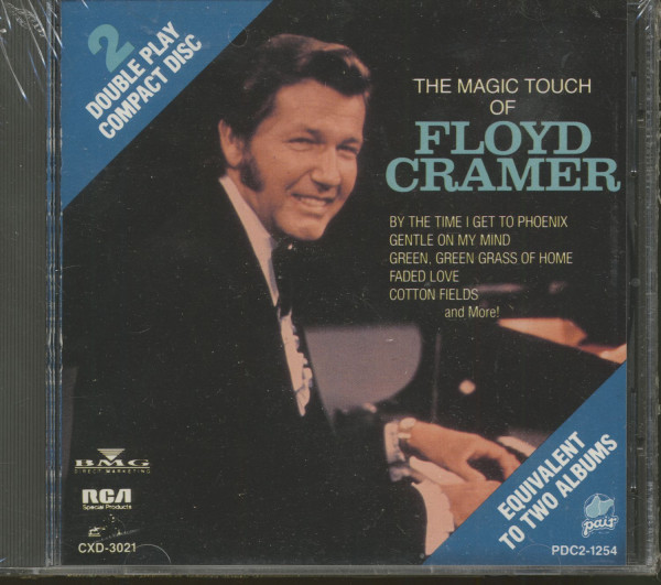 The Magic Touch Of Floyd Cramer (CD)