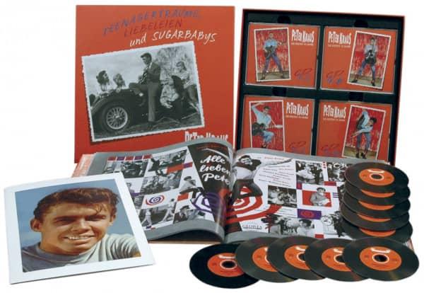 Teenagerträume, Liebeleien und Sugarbabies (10-CD Deluxe Box Set)