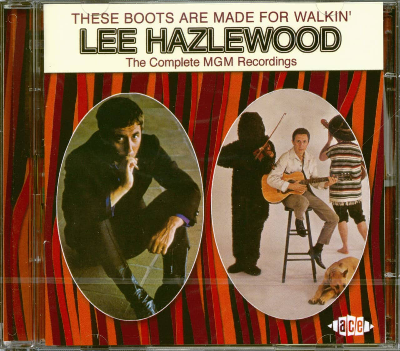 Lee Hazlewood - These Boots Are Made For Walkin´ - The Complete MGM Recordings (2-CD)