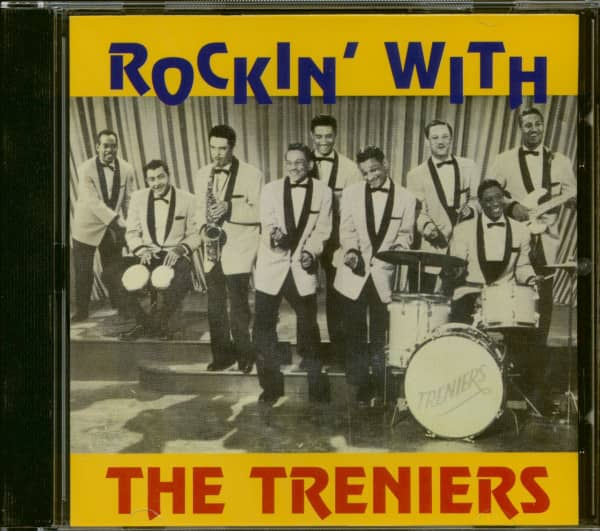 Rockin' With The Treniers (CD)