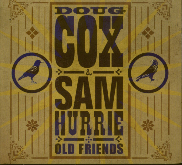 Old Friends (CD)