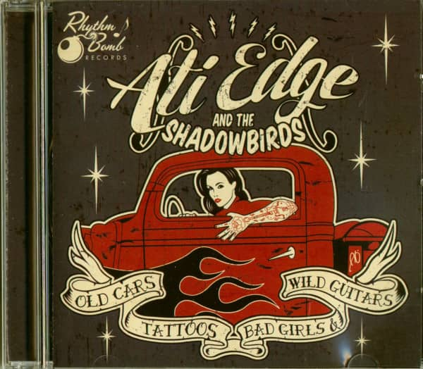 Old Cars, Tattoos, Bad Girls & Wild Guitars