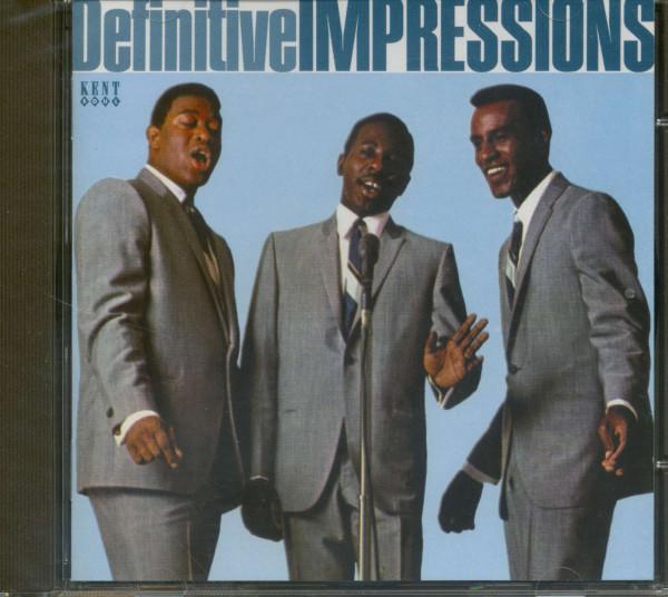 Definitive Impressions (CD)