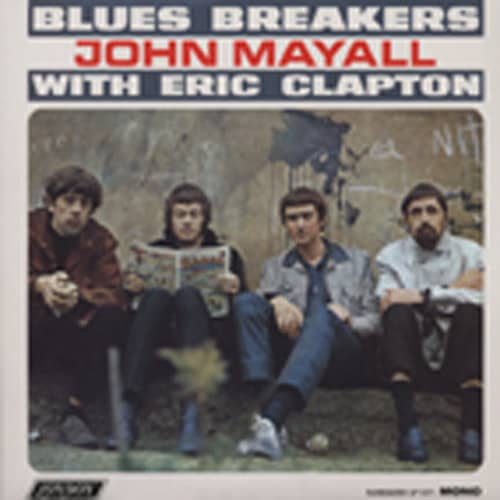 Bluesbreakers With Eric Clapton (1966) Mono