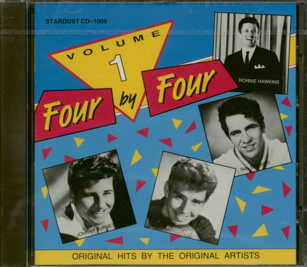 Four By Four Vol.1 (CD)