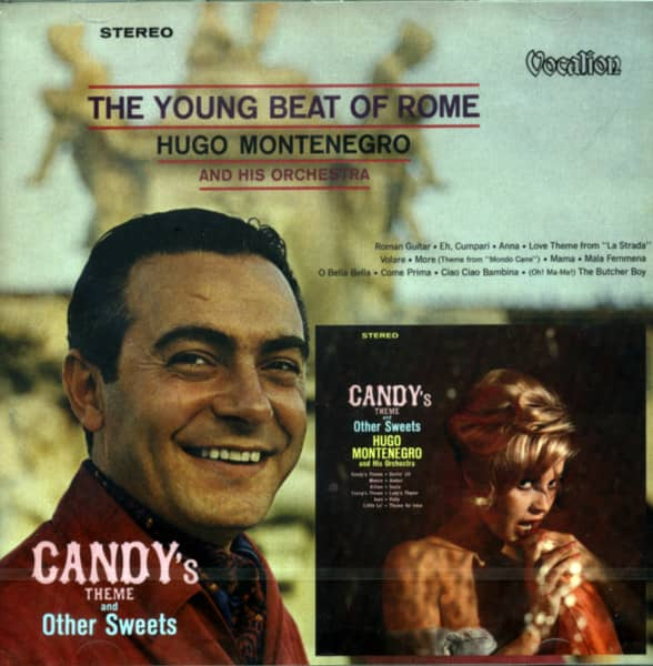The Young Beat Of Rome & Candy's Theme