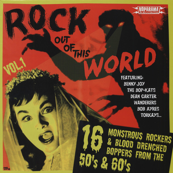 Rock Out Of This World Vol.1