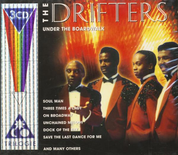 Under The Boardwalk - Trilogie (3-CD)