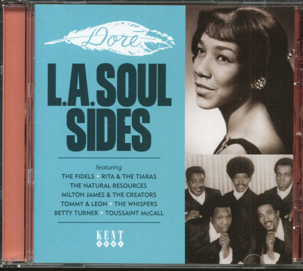 Doré - L.A. Soul Sides Vol.1 (CD)