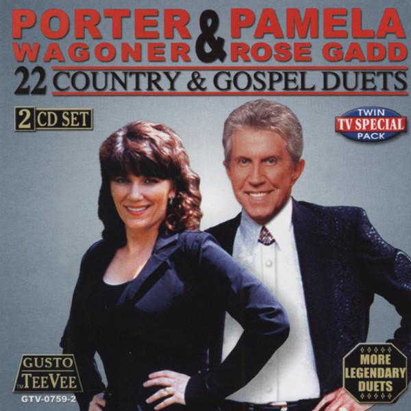 22 Country & Gospel Duets (2-CD)
