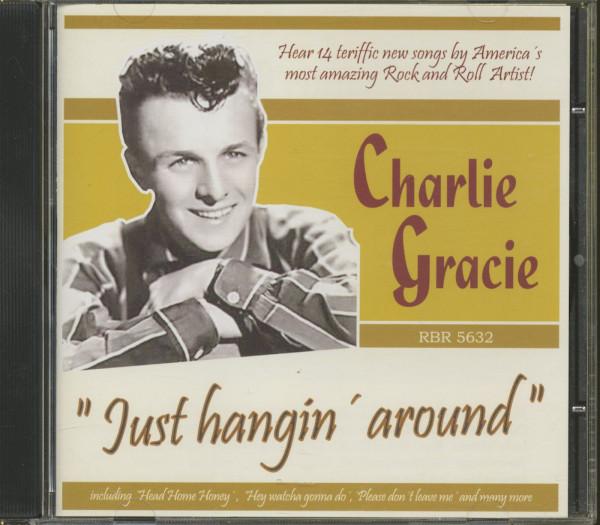Just Hangin' Around (CD)