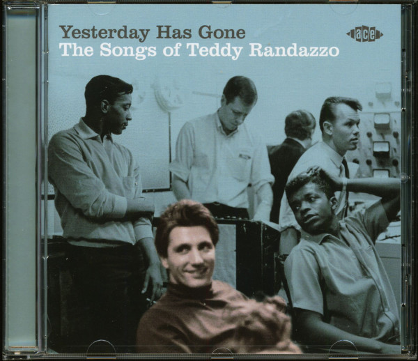 Yesterday Has Gone - The Songs Of Teddy Randazzo (CD)