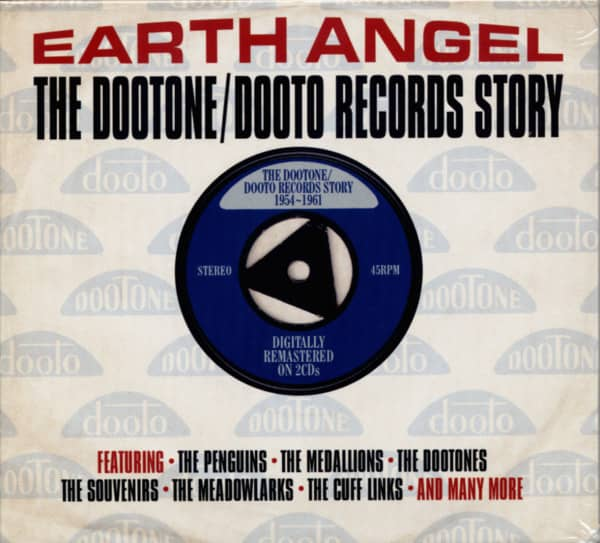 Earth Angel - The Dootone - Dooto Records Story (2-CD)