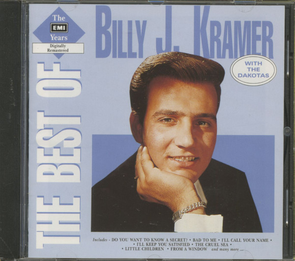 The Very Best Of Billy J. Kramer With The Dakotas (CD)