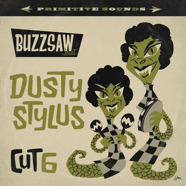 Buzzsaw Joint - Dusty Stylus Cut 6 (LP)