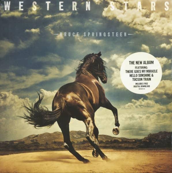 Western Stars (2-LP)