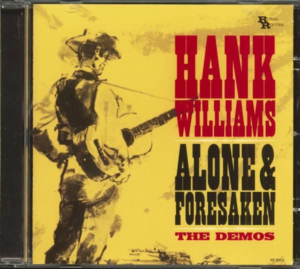 Alone & Forsaken - The Demos (CD)