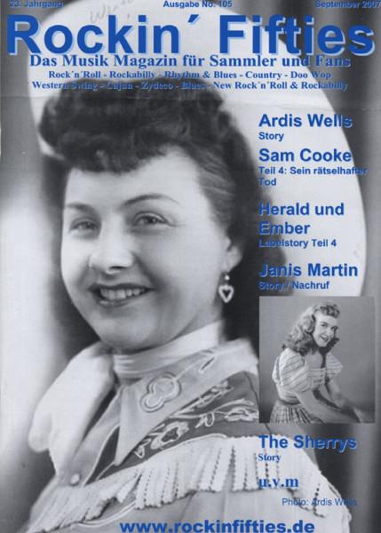 Nr. 105 - Musikmagazin