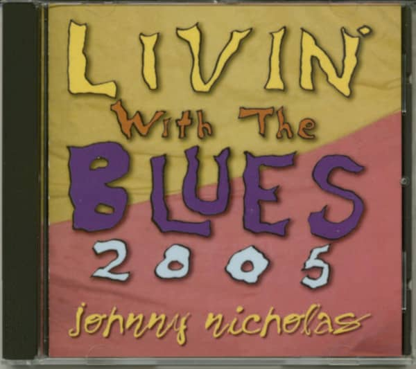 Livin' With The Blues (CD)