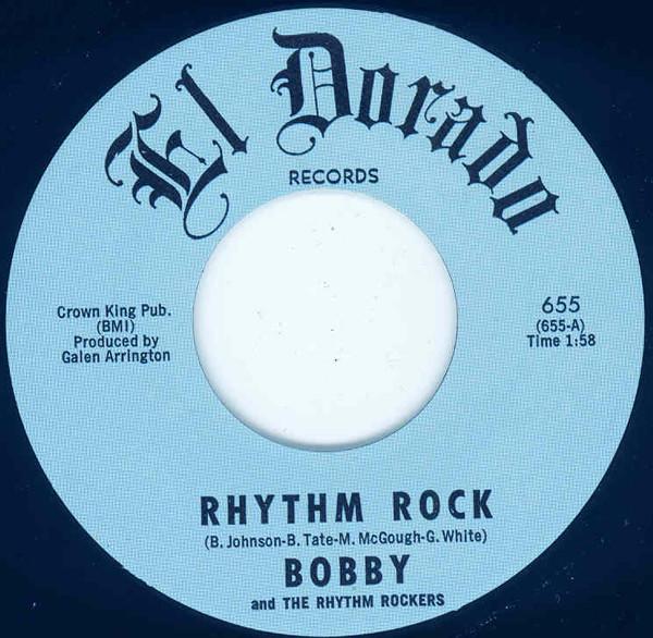 Rhythm Rock b-w Torpedo 7inch, 45rpm