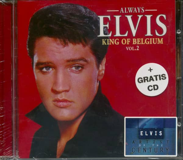 Always Elvis - King Of Belgium Vol.2 (2-CD)