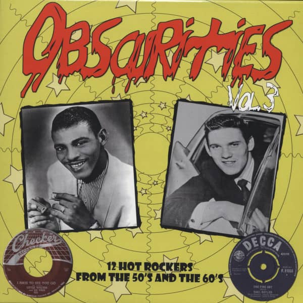 Obscurities, Vol.3 (25cm LP)