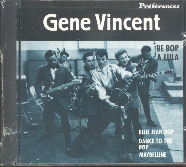Préférences - Gene Vincent (CD)