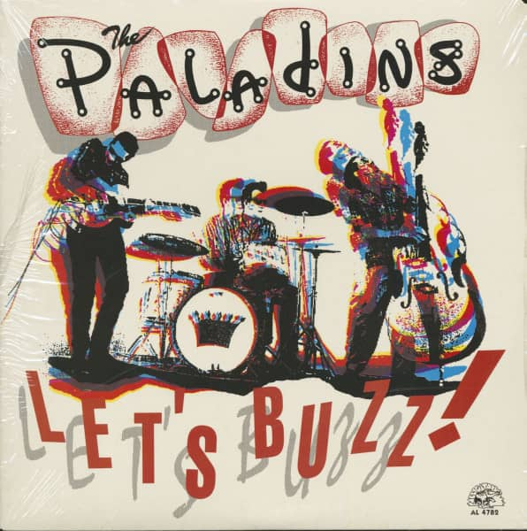Let's Buzz! (LP)