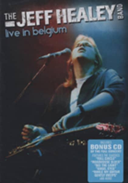 Live In Belgium (CD&DVD)