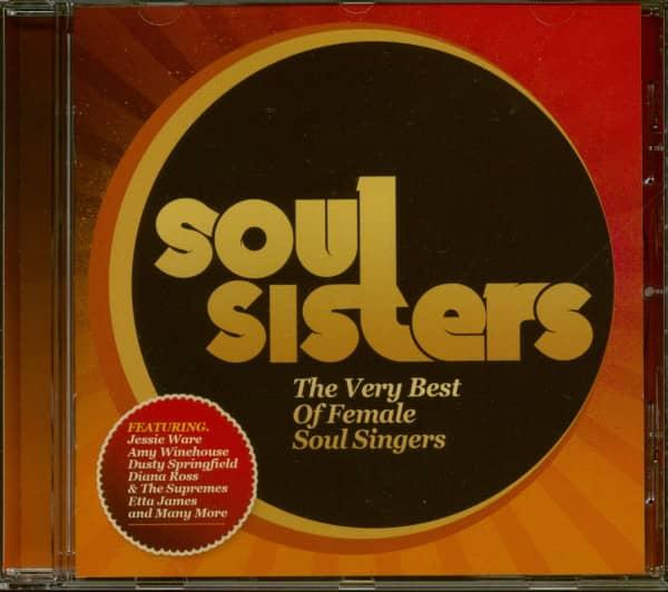 Soul Sister - The Very Best Of Female Soul Singers (CD)