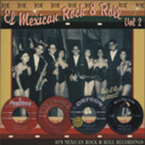 Vol.2, El Mexican Rock & Roll