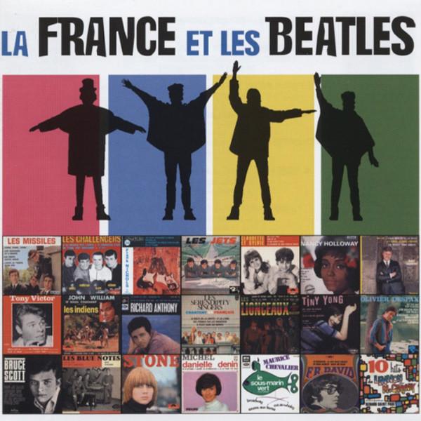 Vol.2, La France Et Les Beatles