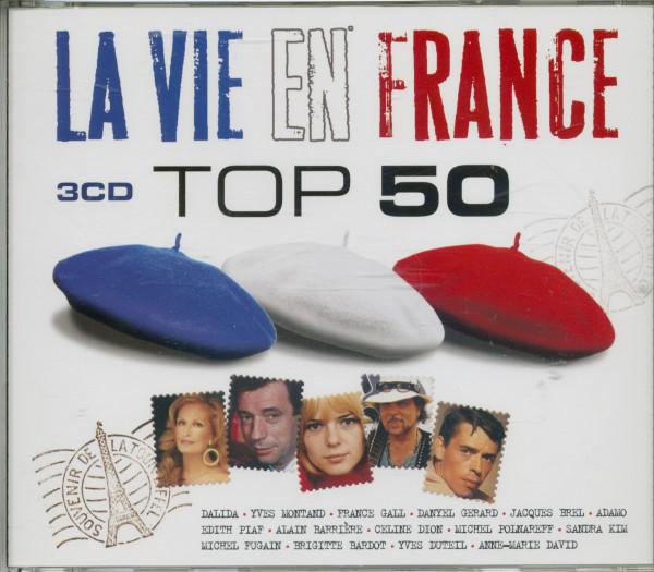 La Vie Top 50 3-CD
