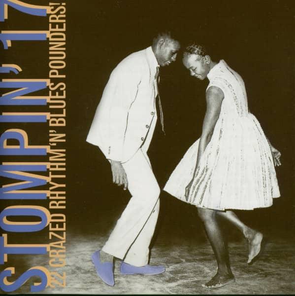 Stompin' Vol.17 (CD)