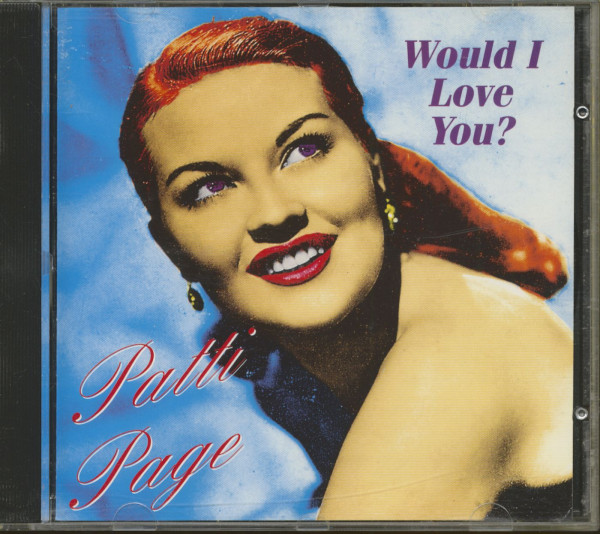 Would I Love You (CD)