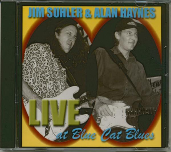 Live At Blue Cat Blues (CD)