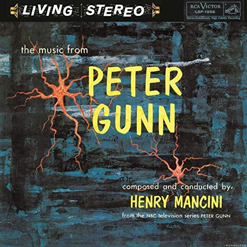 The Music From Peter Gunn - Soundtrack (LP 180g Vinyl)