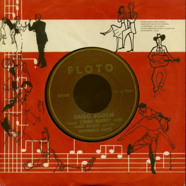 Bingo Boogie - That's My Baby (7inch, 45rpm)