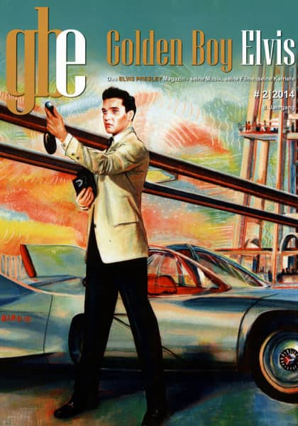 Golden Boy Elvis - Fachmagazin 2-2014