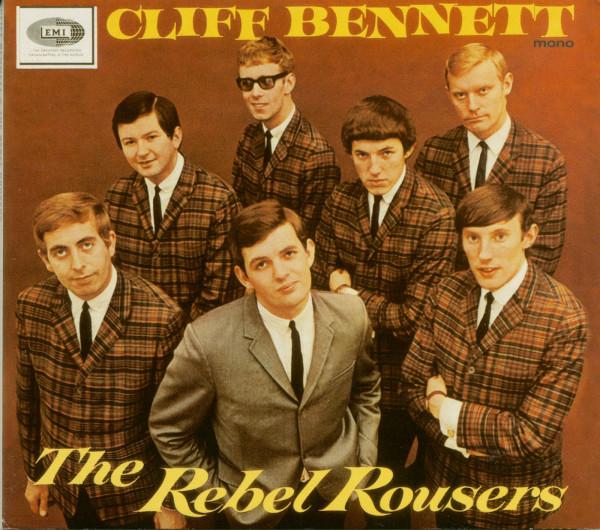 Cliff Bennett & The Rebel Rousers (CD)