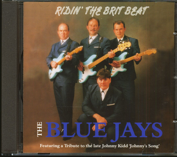 Ridin' The Brit Beat (CD)