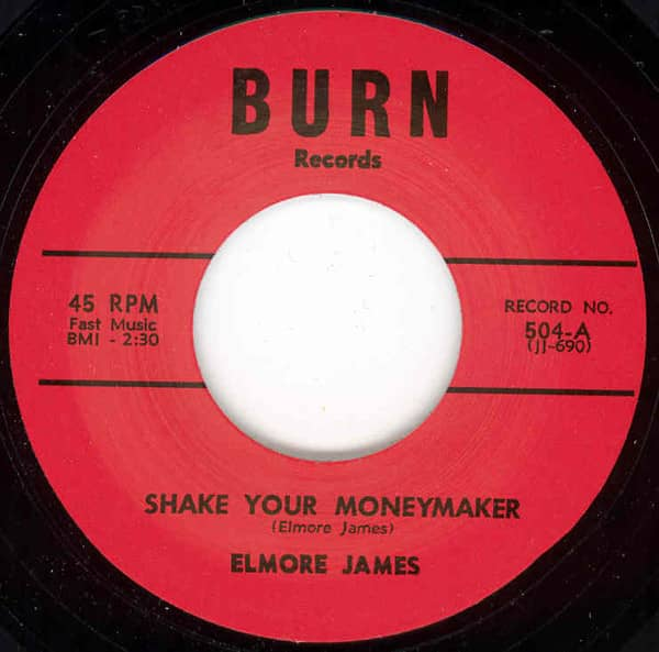 Shake Your Moneymaker - Look On Yonder Wall