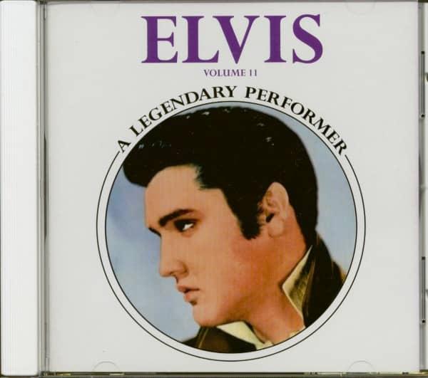 A Legendary Performer Vol.11 (CD)