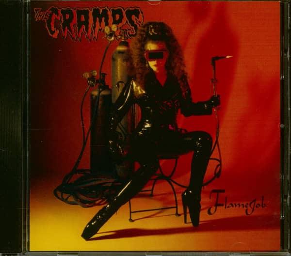 Flame Job (CD)