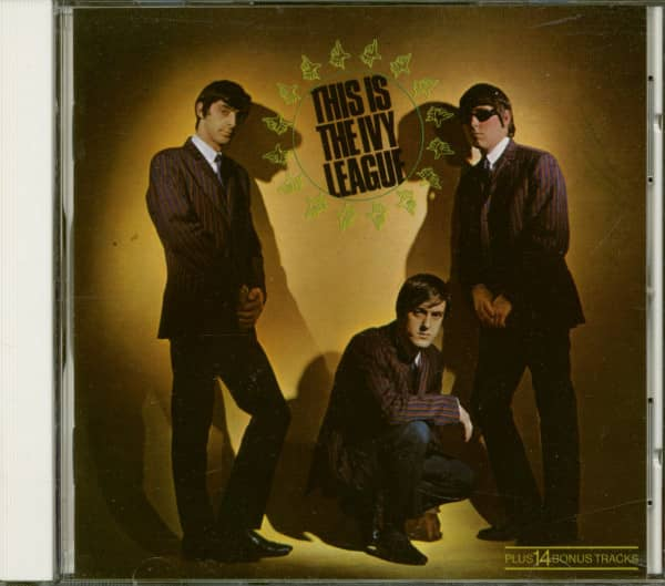 This Is The Ivy League (CD)
