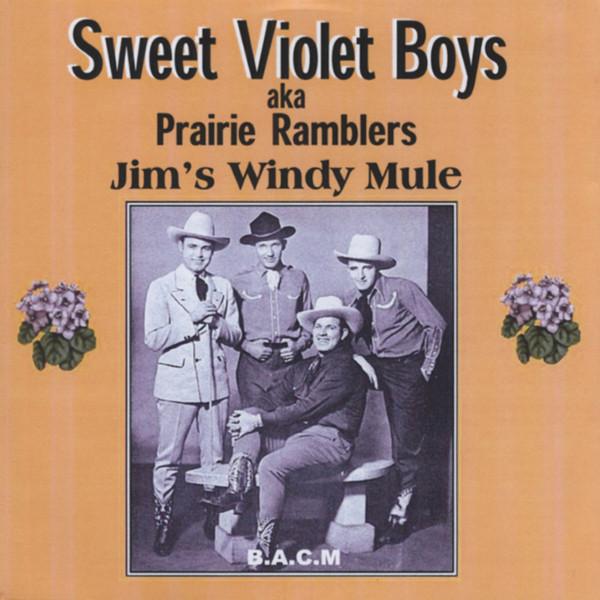 Jim's Windy Mule 1935-40