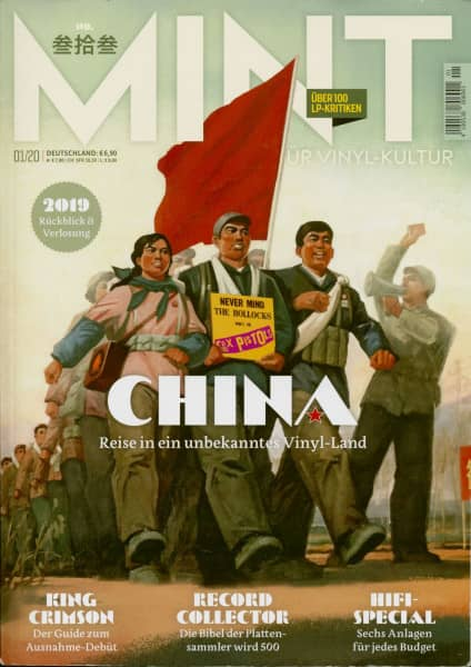 Mint Magazin #33, 01/20